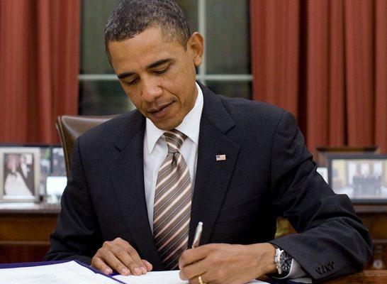 obama writing 2