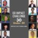 OD Impact Challenge 30 under 30 Change Makers