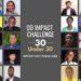 OD Impact Challenge 30 under 30 Change Makers